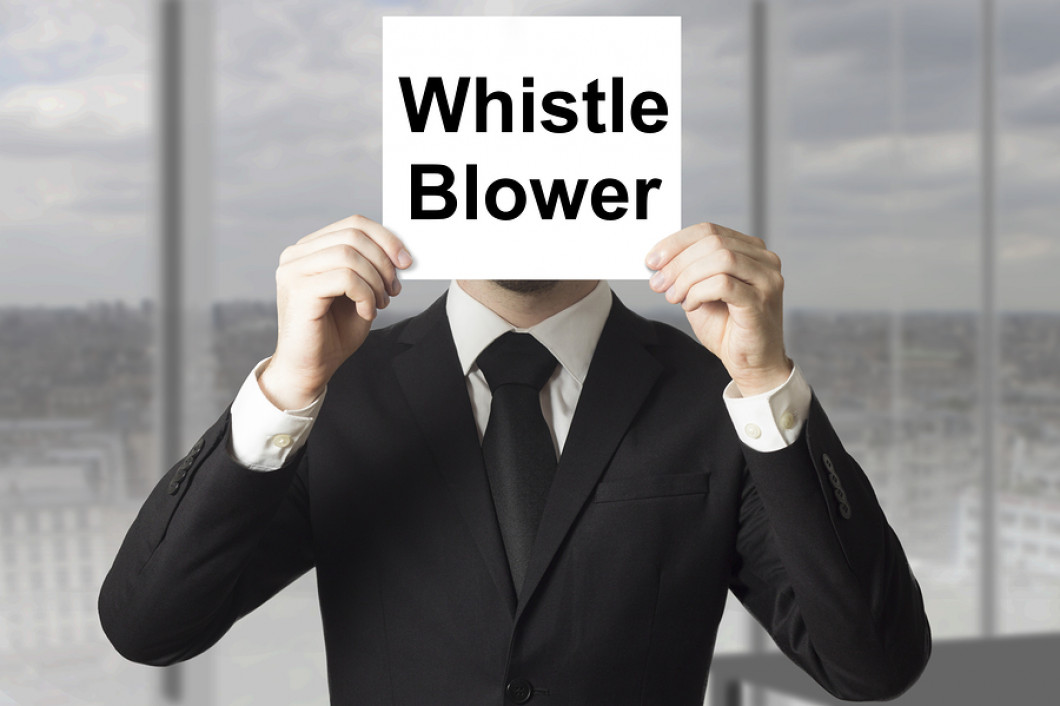Image result for whistle blower